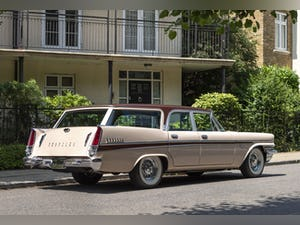 1957 Chrysler New Yorker Town & Country Station Wagon (LHD) For Sale (picture 3 of 36)