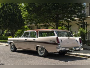 1957 Chrysler New Yorker Town & Country Station Wagon (LHD) For Sale (picture 4 of 36)