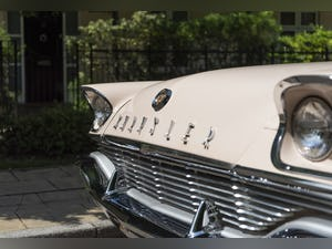 1957 Chrysler New Yorker Town & Country Station Wagon (LHD) For Sale (picture 9 of 36)