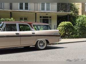 1957 Chrysler New Yorker Town & Country Station Wagon (LHD) For Sale (picture 12 of 36)