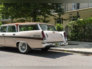 1957 Chrysler New Yorker Town & Country Station Wagon (LHD) For Sale (picture 13 of 36)