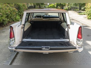 1957 Chrysler New Yorker Town & Country Station Wagon (LHD) For Sale (picture 29 of 36)