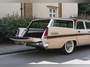 1957 Chrysler New Yorker Town & Country Station Wagon (LHD) For Sale (picture 31 of 36)