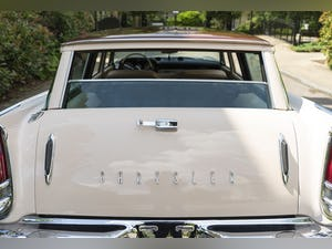 1957 Chrysler New Yorker Town & Country Station Wagon (LHD) For Sale (picture 32 of 36)