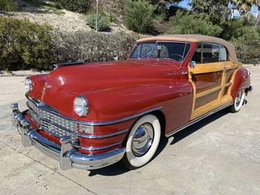 Picture of 1947 Classic American Woody for Sale For Sale