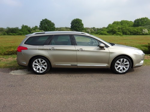 2010 (60) CITROEN C5 3.0HDi V6 AUTO,EXCLUSIVE,LEATHER,SAT NA SOLD (picture 2 of 6)