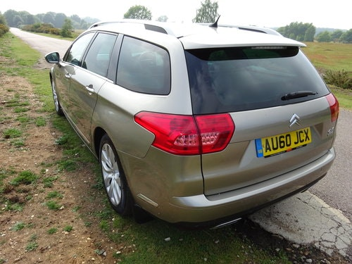 2010 (60) CITROEN C5 3.0HDi V6 AUTO,EXCLUSIVE,LEATHER,SAT NA SOLD (picture 3 of 6)