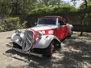 Picture of 1398 Citroën 11B roadster '38 For Sale