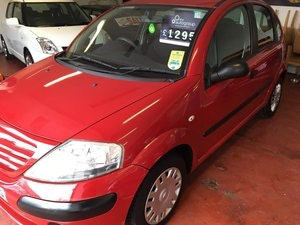 Picture of 2006 CITROEN C3    1,1 CC      OUTSTANDING CONDITION SOLD