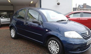 Picture of 2005 C3 1.3 5 DOOR MANUAL SERVICE HISTORY SOLD