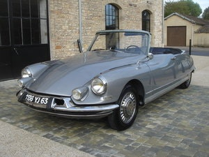 Picture of 1962 DS19 convertible For Sale