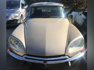 1972 CITROEN DS 21 LHD MANUAL For Sale (picture 1 of 6)