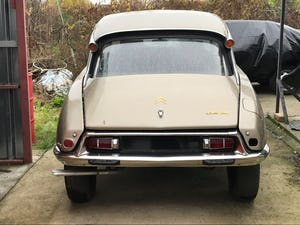 1972 CITROEN DS 21 LHD MANUAL For Sale (picture 2 of 6)