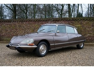 Picture of 1972 Citroen DS23 Pallas Hydraulique DX4 Weber carburettor, only  For Sale