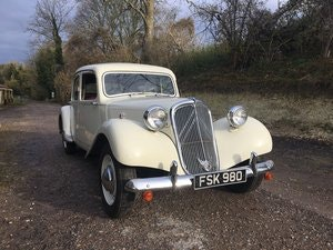 Picture of 1950 Citroen Light 15 - Slough Built RHD  SOLD