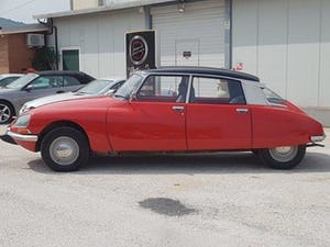 1971 Citroen ds 20 super 5 -asi For Sale (picture 2 of 6)