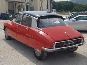 1971 Citroen ds 20 super 5 -asi For Sale (picture 3 of 6)