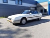 Citroen CX 2.0 1987 white 81000 documented km top condition!