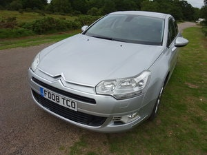 Picture of 2008 Citroen C5 2.0i PETROL EXCLUSIVE AUTO - ONLY ONE IN UK! For Sale