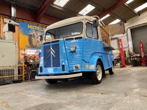 1970 Citrien Hy van food truck  For Sale (picture 1 of 4)