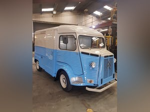 1970 Citrien Hy van food truck  For Sale (picture 2 of 4)