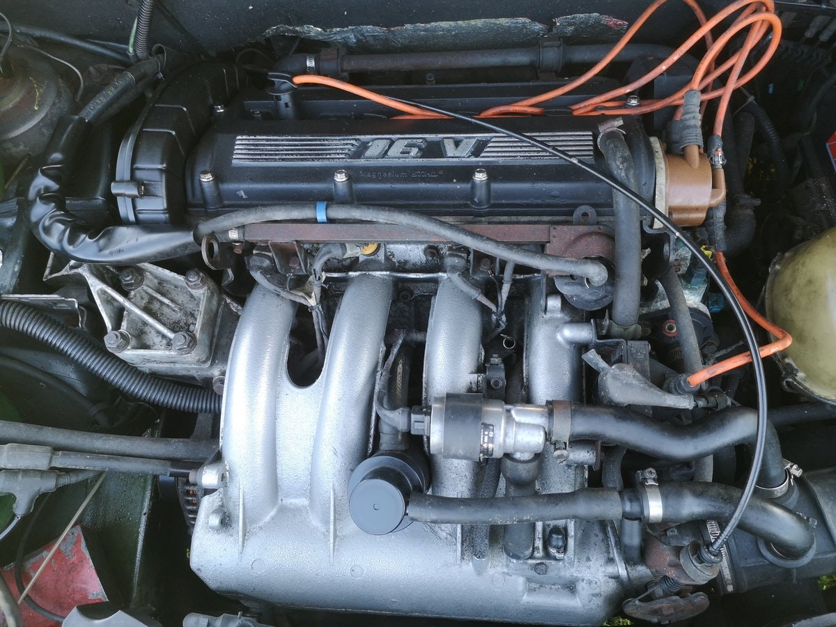 1988 Citroen Bx gti 16valve For Sale (picture 3 of 6)