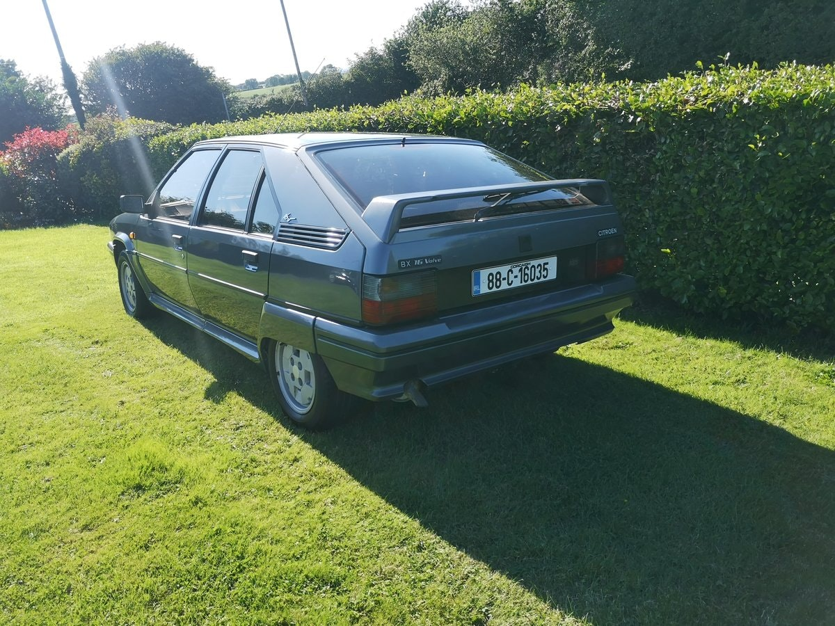 1988 Citroen Bx gti 16valve For Sale (picture 4 of 6)