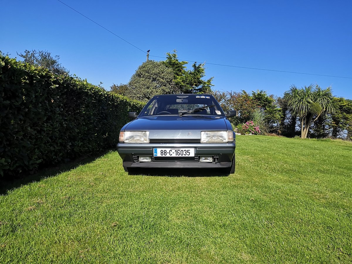 1988 Citroen Bx gti 16valve For Sale (picture 5 of 6)