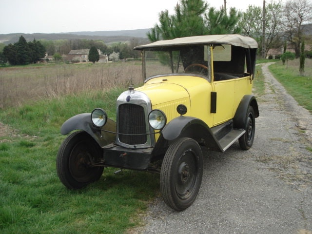 1923 Citroen SOLD (picture 1 of 5)
