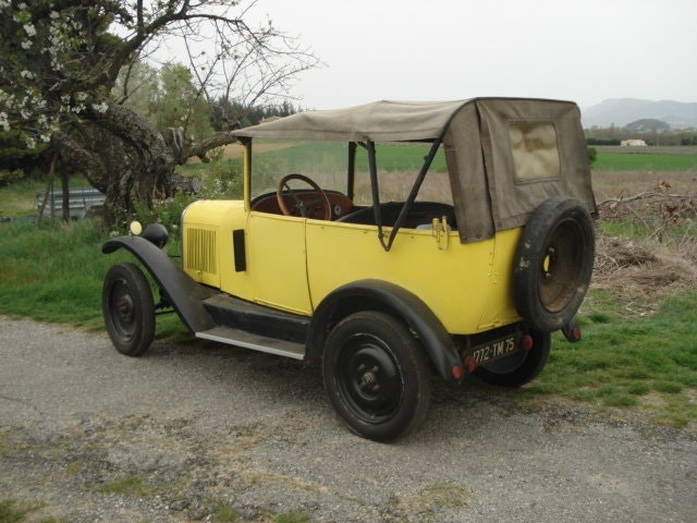 1923 Citroen SOLD (picture 2 of 5)