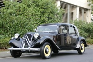 Picture of Citroën 11CV Traction Avant, 1954 SOLD