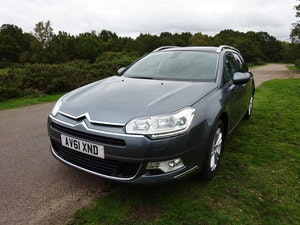Picture of 2012 Citroen C5 2.0HDi ( 160bhp ) EXCLUSIVE 6SPD MANUAL For Sale