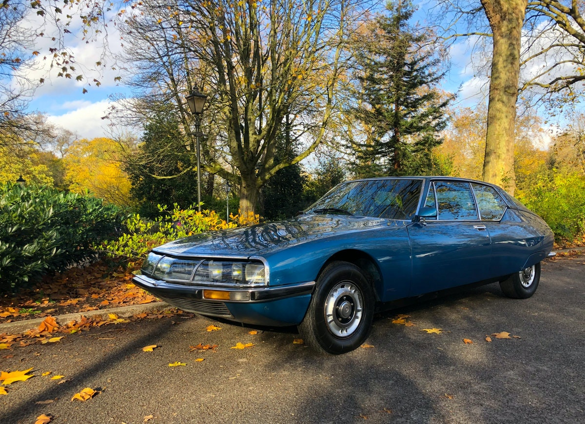1973 Citroen SM For Sale (picture 1 of 24)
