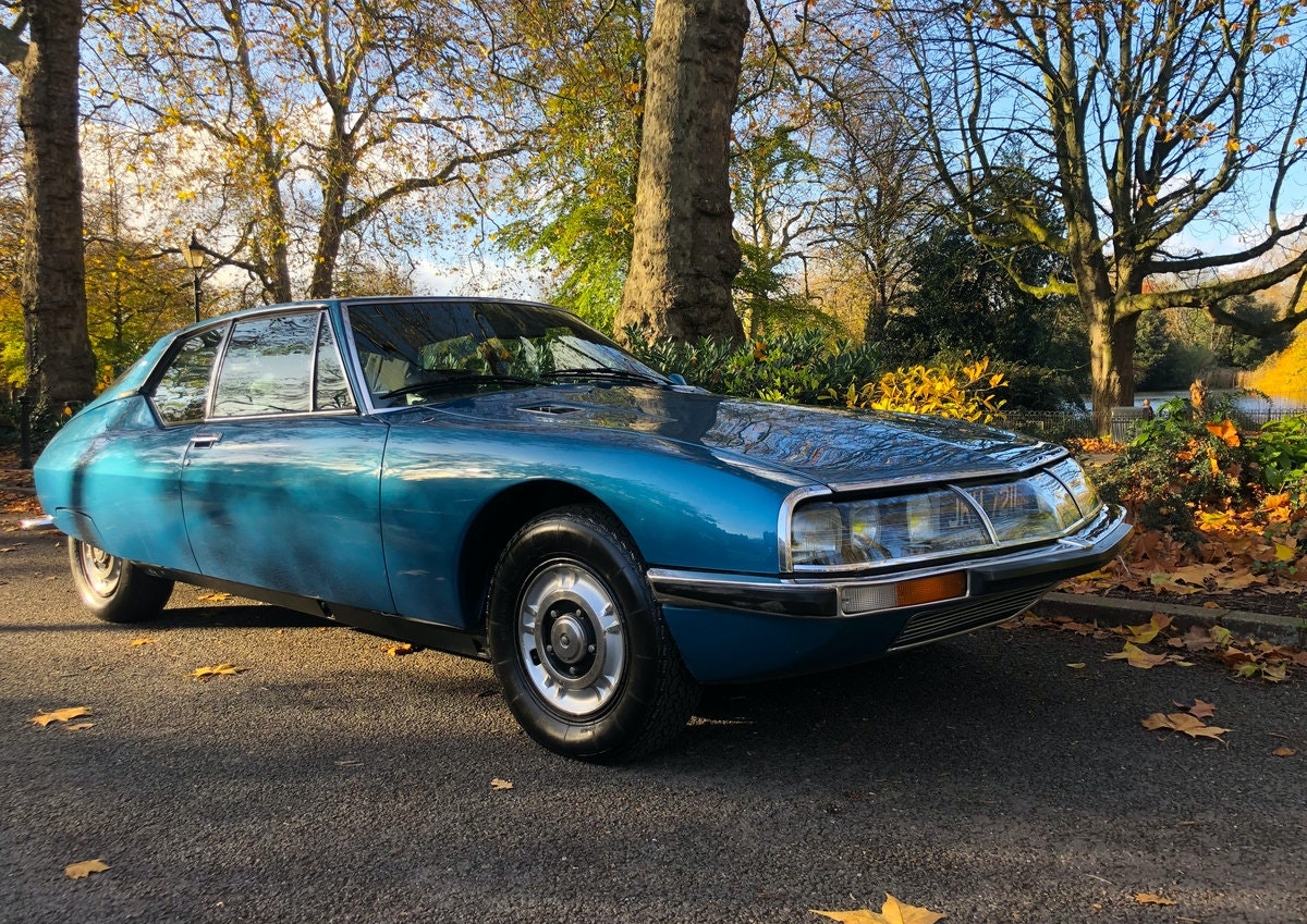 1973 Citroen SM For Sale (picture 2 of 24)