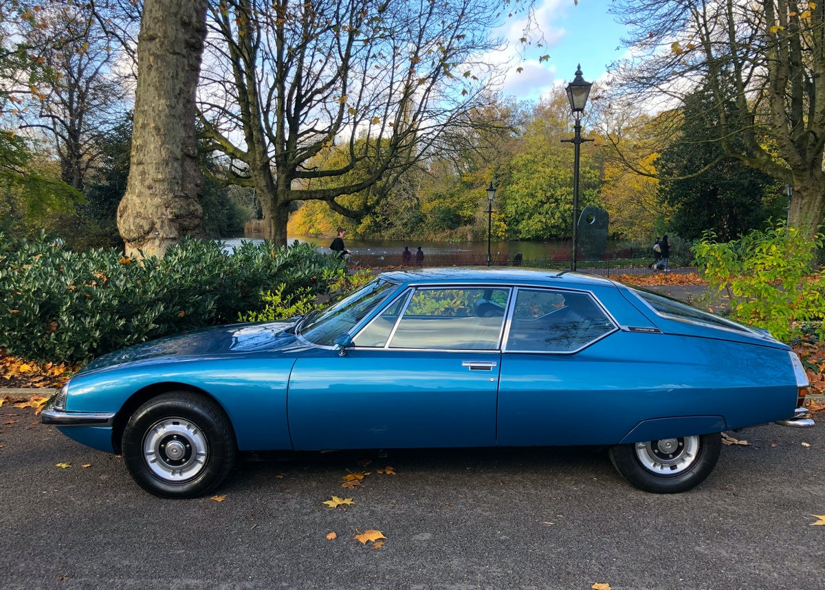 1973 Citroen SM For Sale (picture 4 of 24)