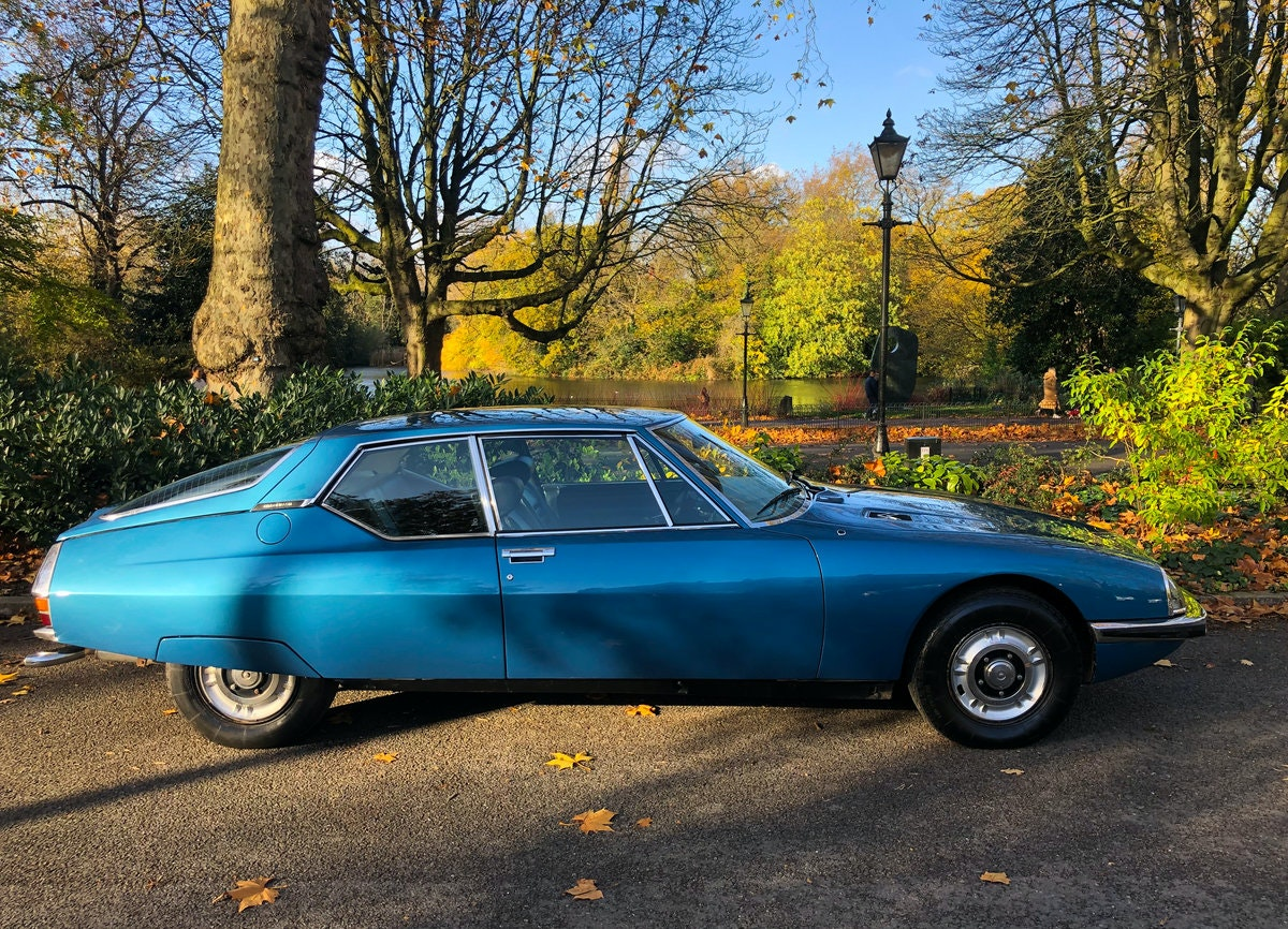 1973 Citroen SM For Sale (picture 5 of 24)
