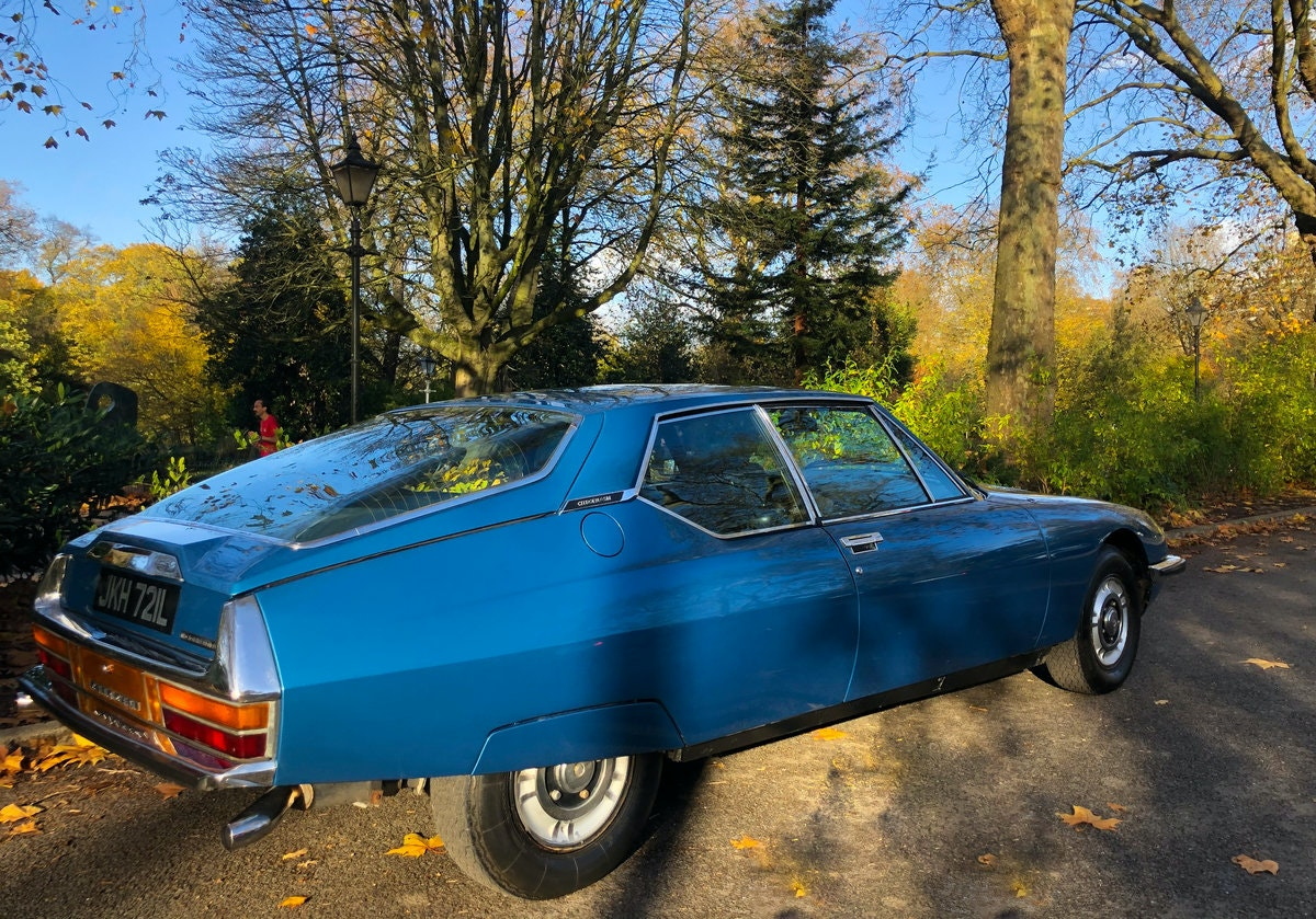 1973 Citroen SM For Sale (picture 8 of 24)