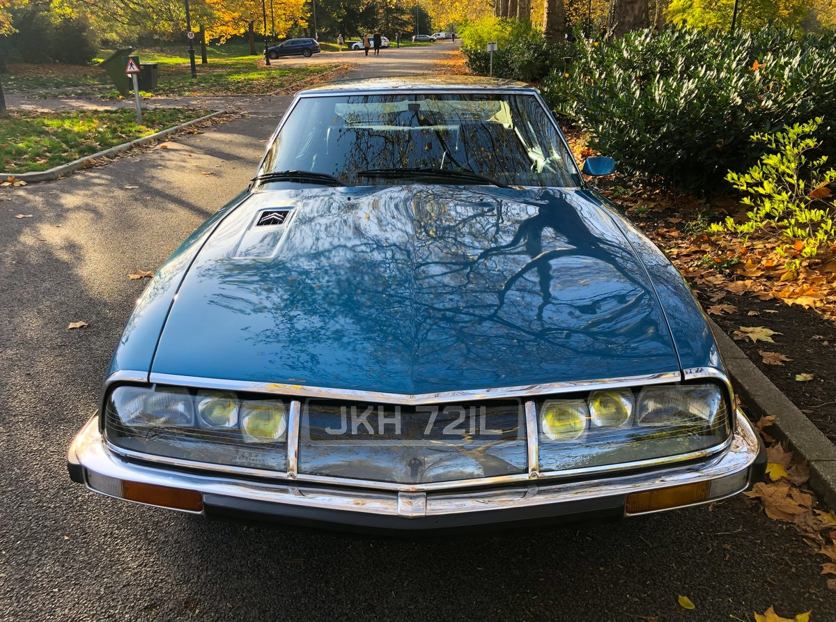 1973 Citroen SM For Sale (picture 10 of 24)