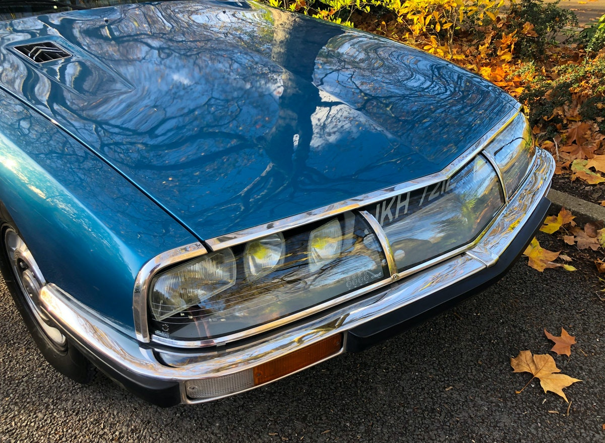 1973 Citroen SM For Sale (picture 21 of 24)