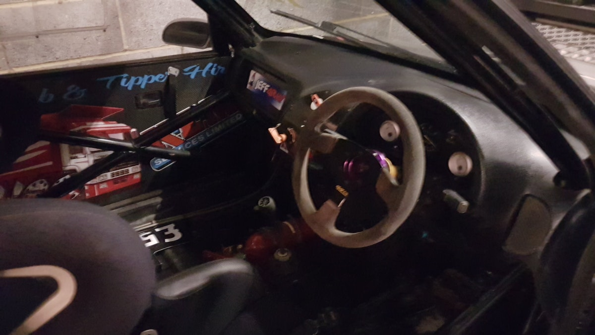 2003 Saxo vts. Tintops   very modified car For Sale (picture 5 of 6)