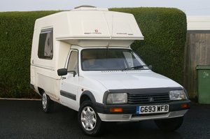 Picture of 1990 Citroen C15 1.8D Romahome SOLD