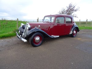1955 Traction avant light 15 rare slough built rhd SOLD (picture 2 of 12)