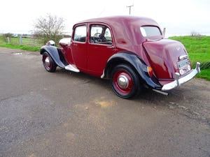 1955 Traction avant light 15 rare slough built rhd SOLD (picture 5 of 12)