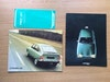 Rare Citroen GS brochures