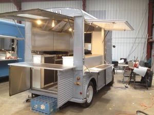 1972 Citroen Hy van Food Truck Conversion For Sale (picture 1 of 6)