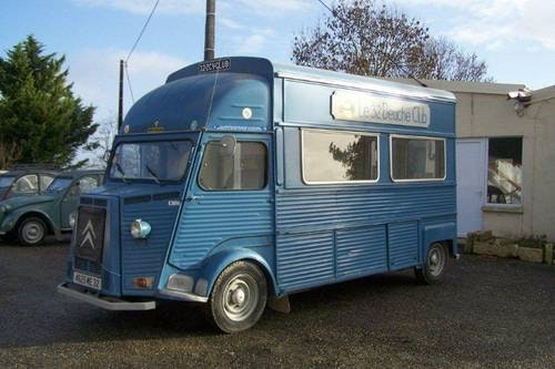 1980 Vintage Citroen food truck  For Sale (picture 2 of 6)
