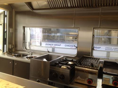 1980 Vintage Citroen food truck  For Sale (picture 5 of 6)