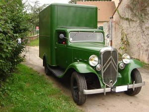 Citroen Rosalie 1933 one of  For Sale (picture 2 of 6)