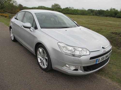 2008 (58) CITROEN C5 2.7HDi V6,EXCL.LEATER,SAT NAV..... SOLD (picture 2 of 6)