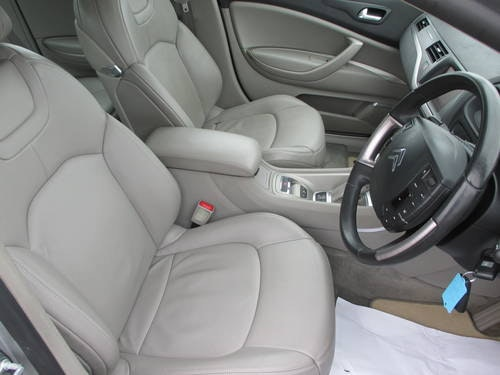 2008 (58) CITROEN C5 2.7HDi V6,EXCL.LEATER,SAT NAV..... SOLD (picture 6 of 6)